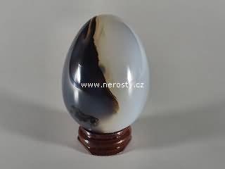 achát + vejce