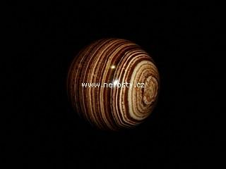 aragonit + koule
