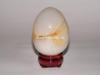 aragonit + vejce