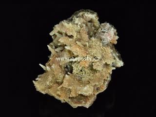 chalcedon + křemen geoda