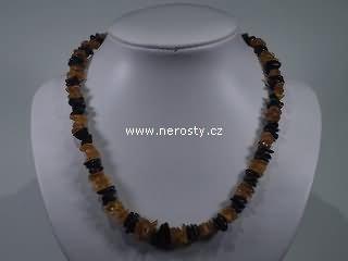 jantar + náhrdelník