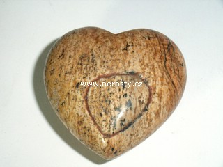 jaspis + kalahari + srdce