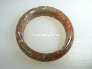 jaspis + prsten