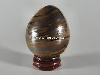 jaspis + železitý + vejce