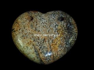 kalahari jaspis + srdce
