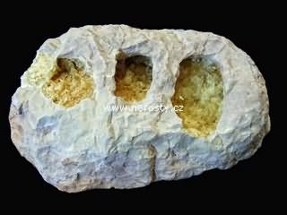 kalcit geoda