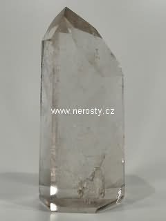 křišťál + leštěný krystal