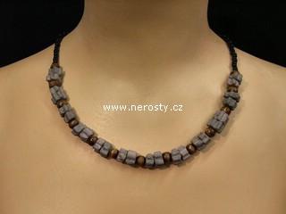 liliana náhrdelník, korálky