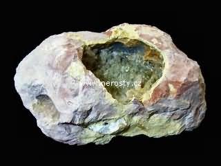 kalcit-geoda