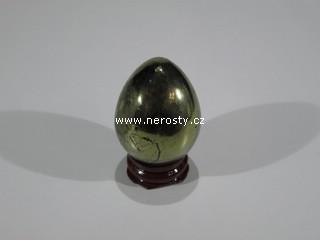 chalkopyrit, vejce
