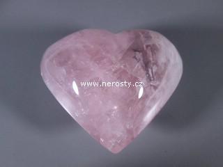 růženín, srdce