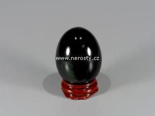 obsidián, vejce