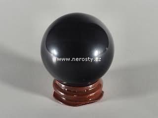 obsidián, koule