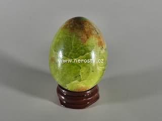 opál, vejce