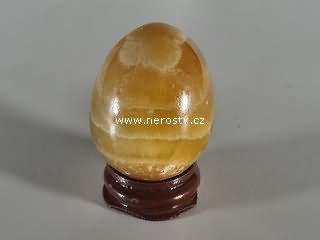 kalcit, vejce
