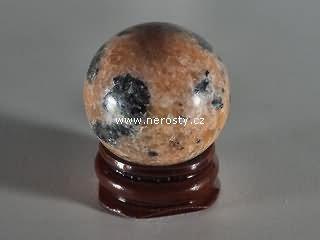 sluneční kámen, oligoklas