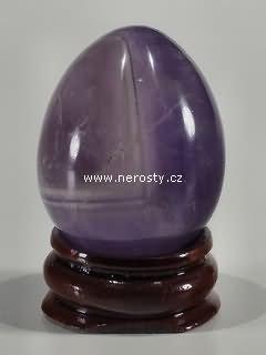 ametyst, vejce