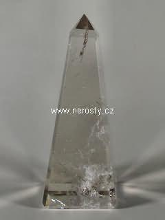 záhněda, obelisk