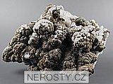 goethit, pyrit, kalcit