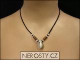 mušlička náhrdelník, MinasGerais