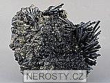 antimonit, stibikonit, sfalerit
