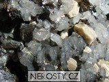 apatit, arzenopyrit