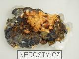 kalcit, manganokalcit