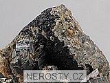 ferberit, arzenopyrit