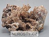 chalcedon,křemen geoda