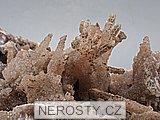 chalcedon, křemen geoda