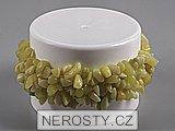 jadeit,elastický náramek