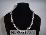 dalmatinit,náhrdelník