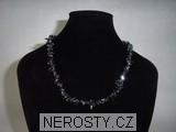 hematit,náhrdelník