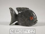 ryba,kalcit