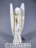 mramor,anděl