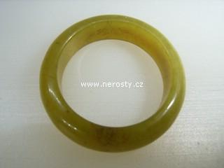 opál + prsten