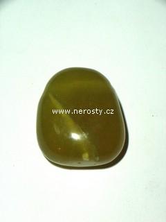 opál + vrtaný kámen