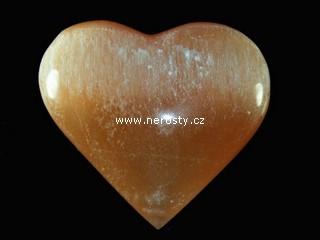 selenit + srdce