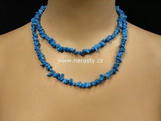 turquenit + náhrdelník