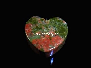 unakit + srdce